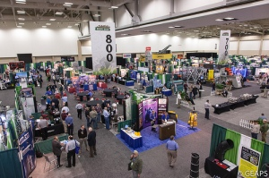 The GEAPS expo in Louisville, Kentucky attracts grain technology people from all over the world