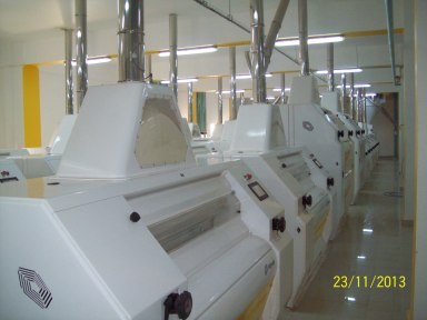 Alapala machinery installed in Sudan