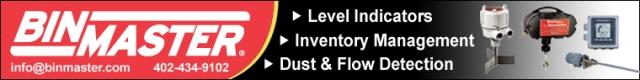 Binmaster Level Controls