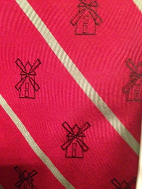 The London and South East Millers Society tie