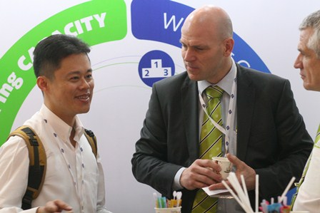 Senior decision-makers at VIV China 2014