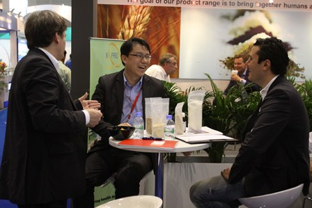 Network at VIV China 2014